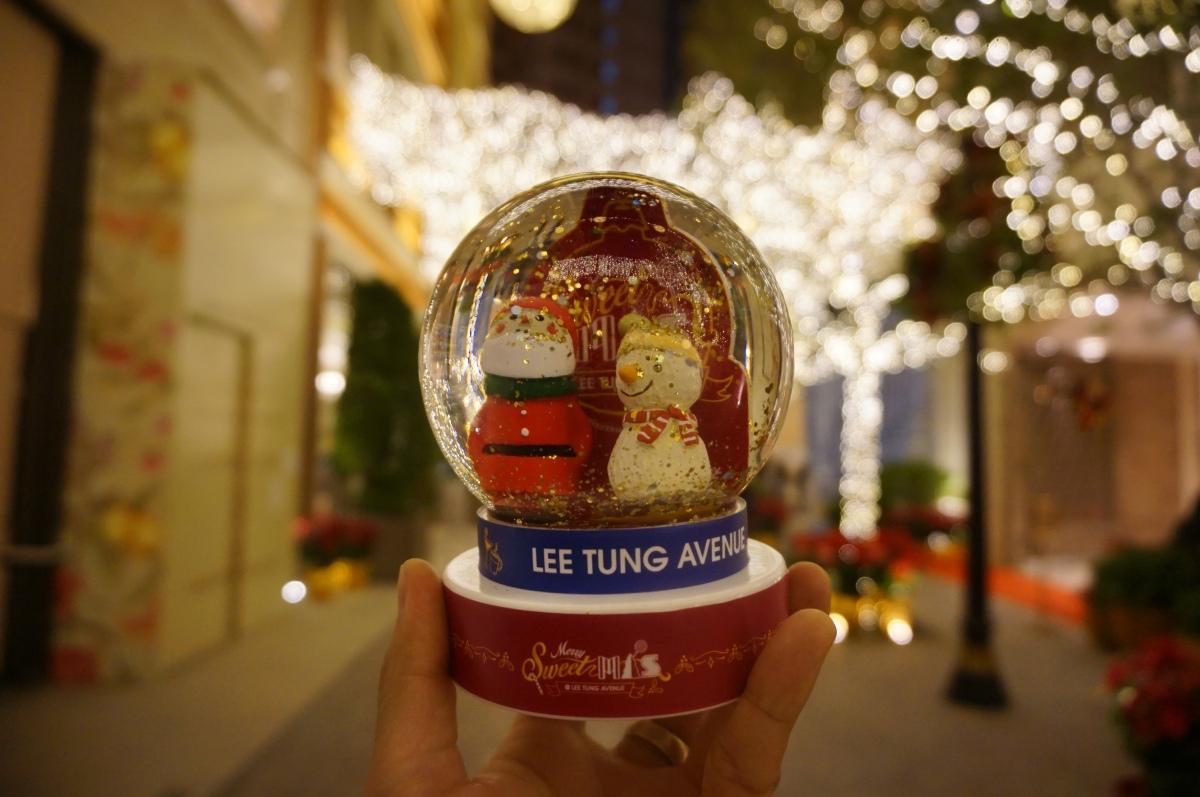 【Jerry.C 謝利|聖誕浪漫遊・利東街】