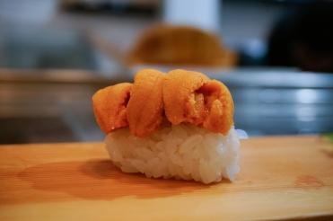 北海道海膽壽司