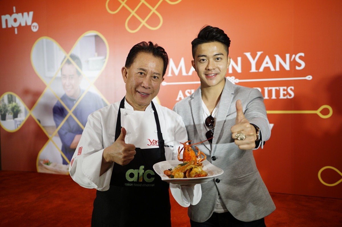 【Jerry.C 謝利|If Yan Can Cook, So Can You.】