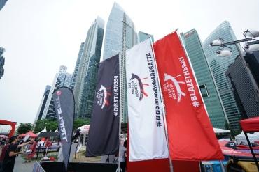 一年一度的 Marina Regatta 2018